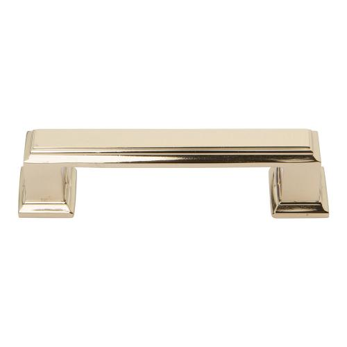 Sutton Place Pull 3 Inch (c-c) - French Gold