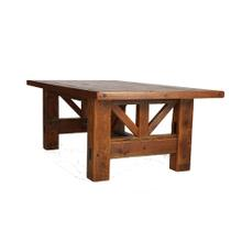 Windy Stables - Classic Dining Table - 9609 - 7′