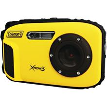20.0-Megapixel Xtreme3 HD Video Waterproof Digital Camera (Yellow)