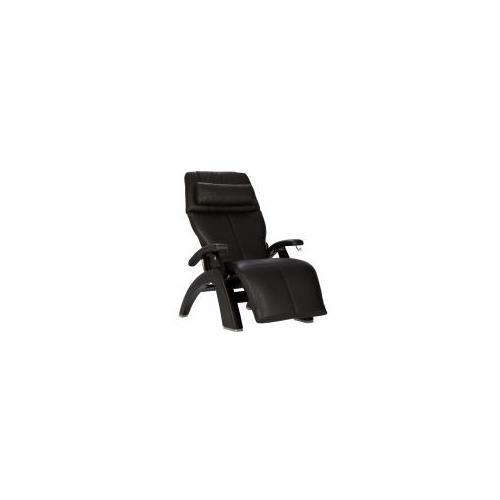 Human Touch - Perfect Chair ® PC-420 Classic Manual Plus - Matte Black - Black Premium Leather