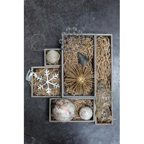 2.75'' White Eternal Ornament