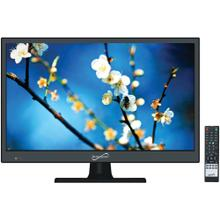 "15.6"" 720p LED TV, AC/DC Compatible with RV/Boat"