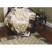 Printed Throws Classic Open Rugs Product Image