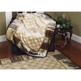 Printed Throws Classic Open Rugs