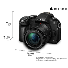 DMC-G85M Micro Four Thirds