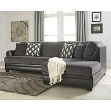 Kumasi Sectional - Chaise on Right Side