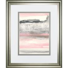 Charcoal and Blush I By Chris Paschke