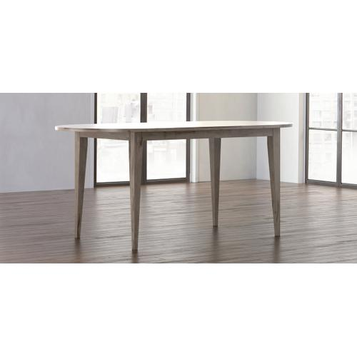 Gallery - Owens Maple Oval Counter Table
