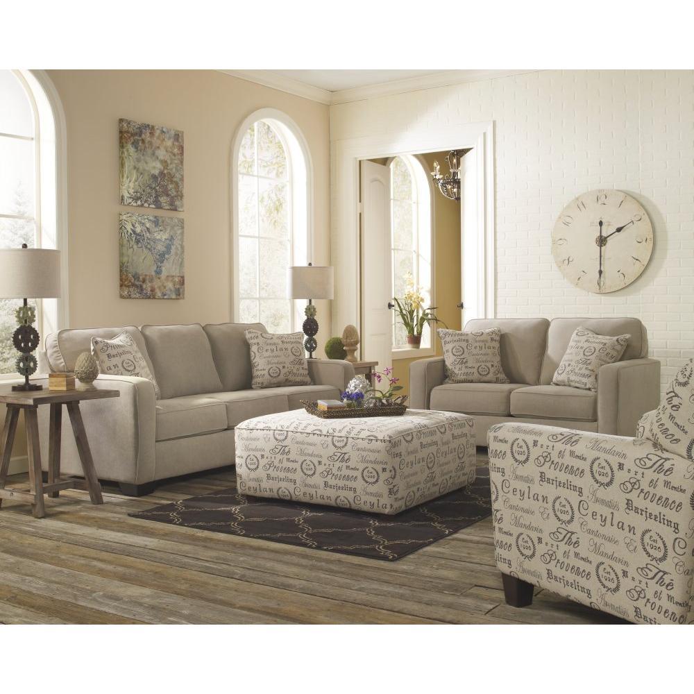 Sofa, Loveseat, Chair and Ottoman