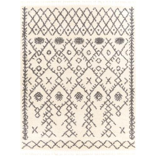 "Gallery - Berber Shag BBE-2302 2'7"" x 7'3"""