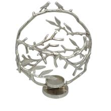 See Details - Giselle Medium Birds & Branches Candleholder