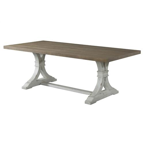 5053 Vintage Revival Trestle Table