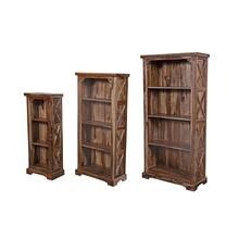 Tahoe Harvest Bookshelves [Set of 3], PDU-02HRU
