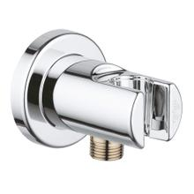 See Details - Relexa Wall Union With Hand Shower Holder