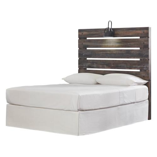 Drystan Full Panel Headboard