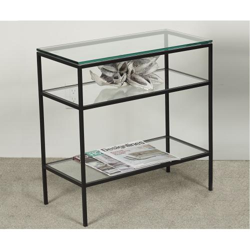 Misty Rectangular Side Table