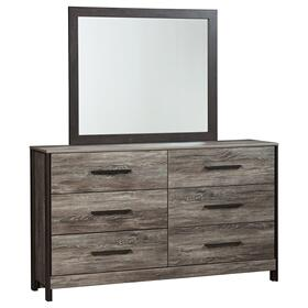 Cazenfeld Dresser and Mirror