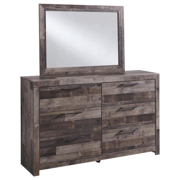 See Details - Derekson Dresser and Mirror