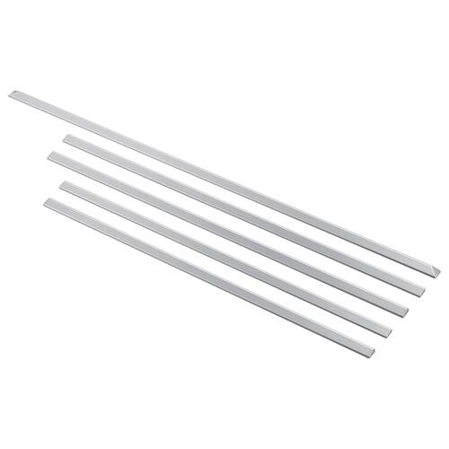 "Trim Kit for 30"" Slide in Range, 5 piece in Stainless Steel"
