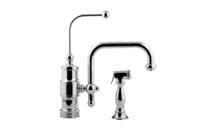 Wellington Kitchen Faucet w/ Side Spray Product Image