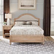 Cambridge Queen Bed & Night Stand