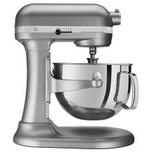 Pro 600™ Series 6 Quart Bowl-Lift Stand Mixer - Silver