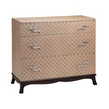 See Details - Ansley 3 Drawer Accent Chest
