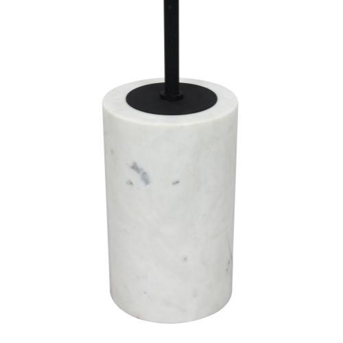 Tov Furniture - Arena Marble Base Floor Lamp
