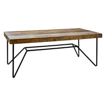 Cruz Rectangular Standard Height Dining Table