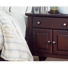 Nightstand 1 Drawer 2 Doors