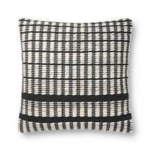 Black Blakely Pillow