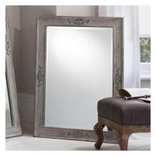GA Ellesmere Vintage Grey Mirror Large
