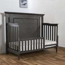 See Details - Como Flat Top Toddler Rail