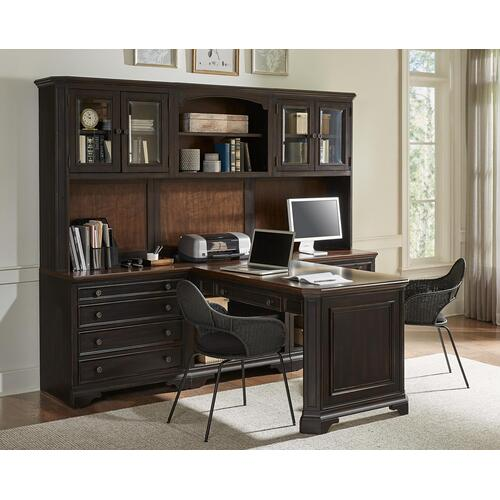 Aspen Furniture - Mod LF Hutch w/ Doors