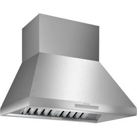 Pyramid Chimney Wall Hood 36'' Stainless Steel HPCN36WS