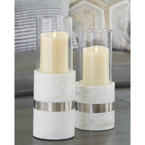 Gracelyn Candle Holder (set of 2)