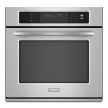 """Single Oven 27"""" (68.6 cm) Width 3.8 cu. ft. Capacity Thermal Oven with Two-Element Balanced Baking and Roasting Architect® Series II"""