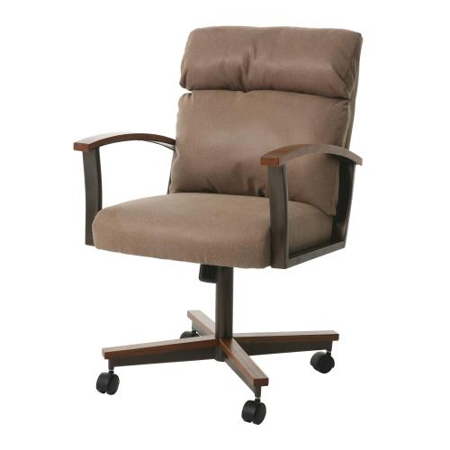 Factory Closeouts - Pastel Westminister Caster Chair