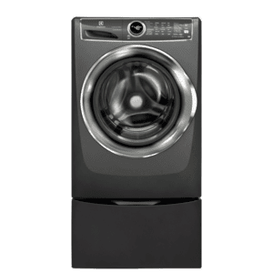 Front Load Perfect Steam™ Washer with LuxCare® Wash and SmartBoost® - 4.4 Cu.Ft. - TITANIUM
