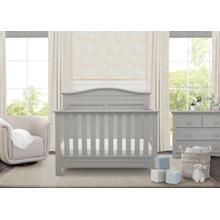 View Product - Barrett 4-in-1 Convertible Crib - Grey (026)