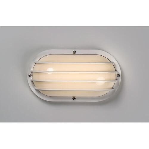Product Image - Bulwark 1-Light LED Outdoor Wall Sconce