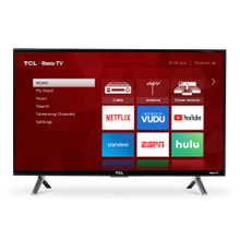 "TCL 28"" Class 3-Series HD LED Roku Smart TV - 28S305"