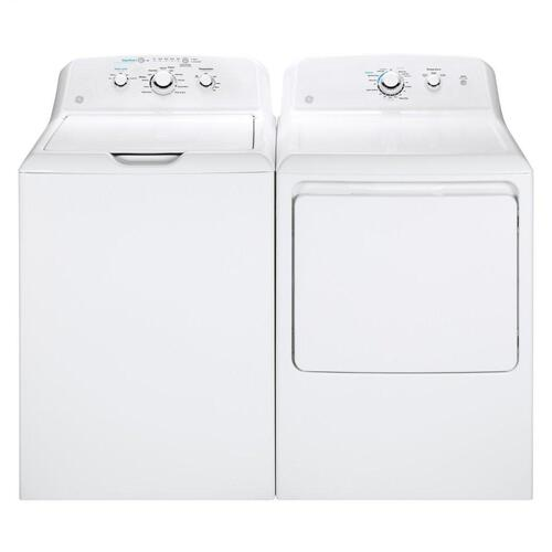 GE® 4.2 cu. ft. Capacity Washer with Stainless Steel Basket
