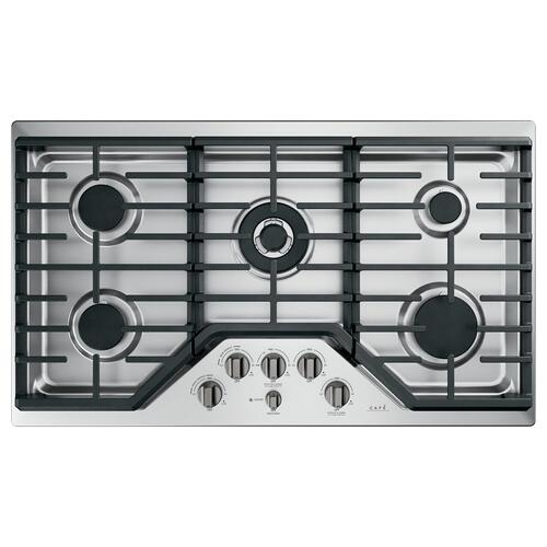 Café 5 Gas Cooktop Knobs - Brushed Black