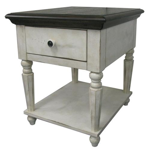 Vintage Estates End Table