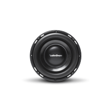 """View Product - Power 10"""" T1 Slim Single 2-Ohm Subwoofer"""