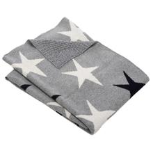 See Details - Star Throw - Grey