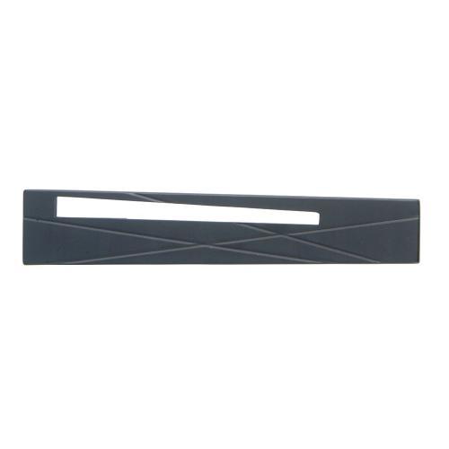 Atlas Homewares - Modernist Left Pull 3 Inch (c-c) - Matte Black
