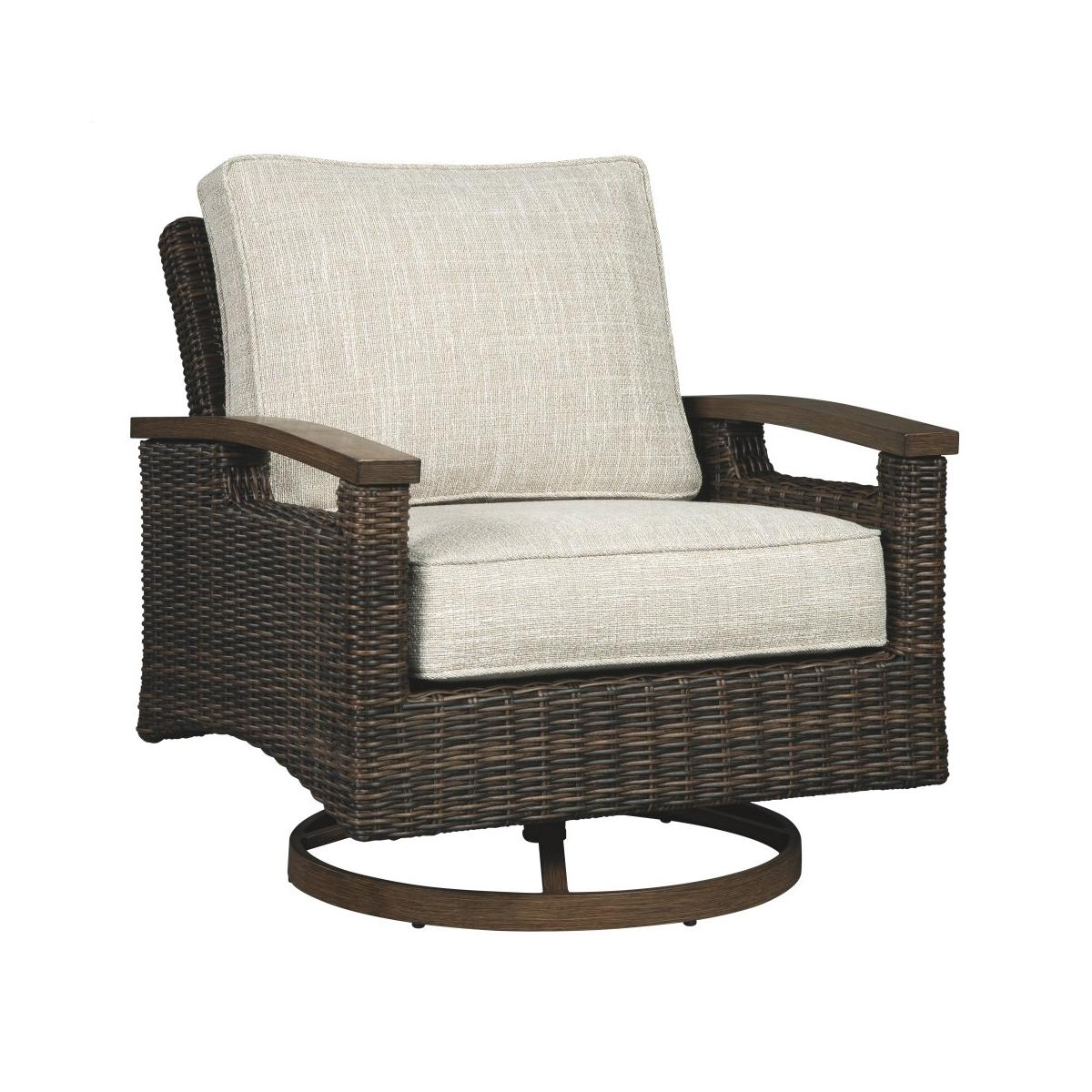Paradise Trail Swivel Lounge Chair