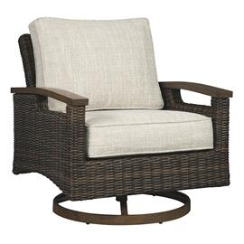 Paradise Trail Swivel Lounge Chair (set of 2)